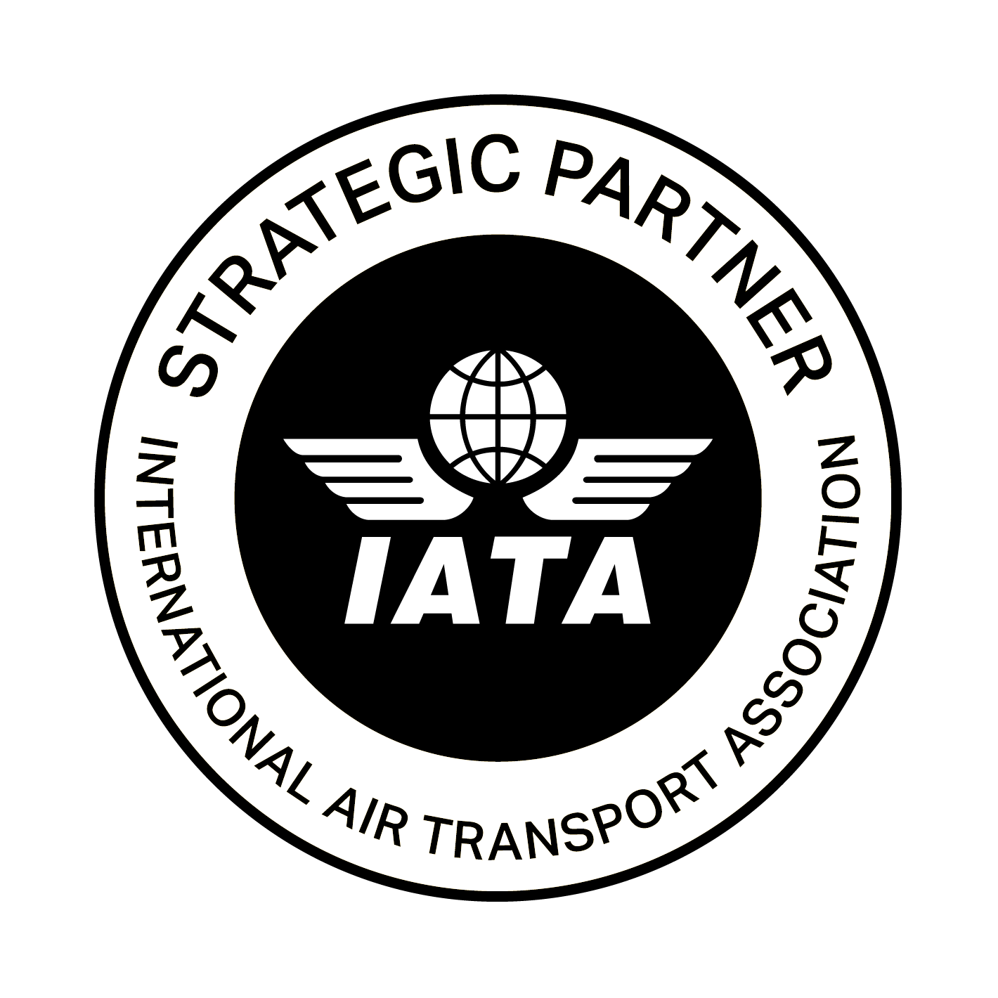 IATA-StrategicPartnerStamp_RGB_Large_blanc